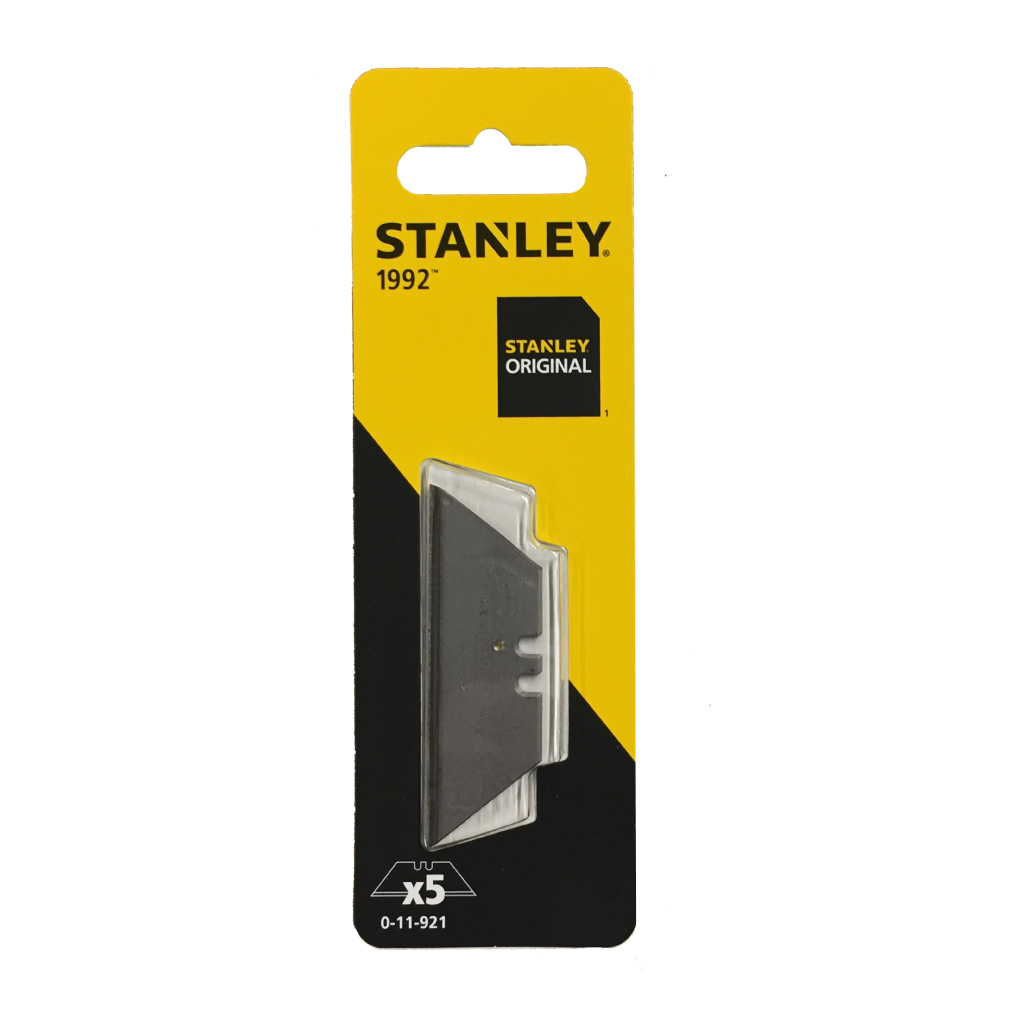 STANLEY REPLACEMENT BLADE HEAVY DUTY | 5 PCE 0-11-921