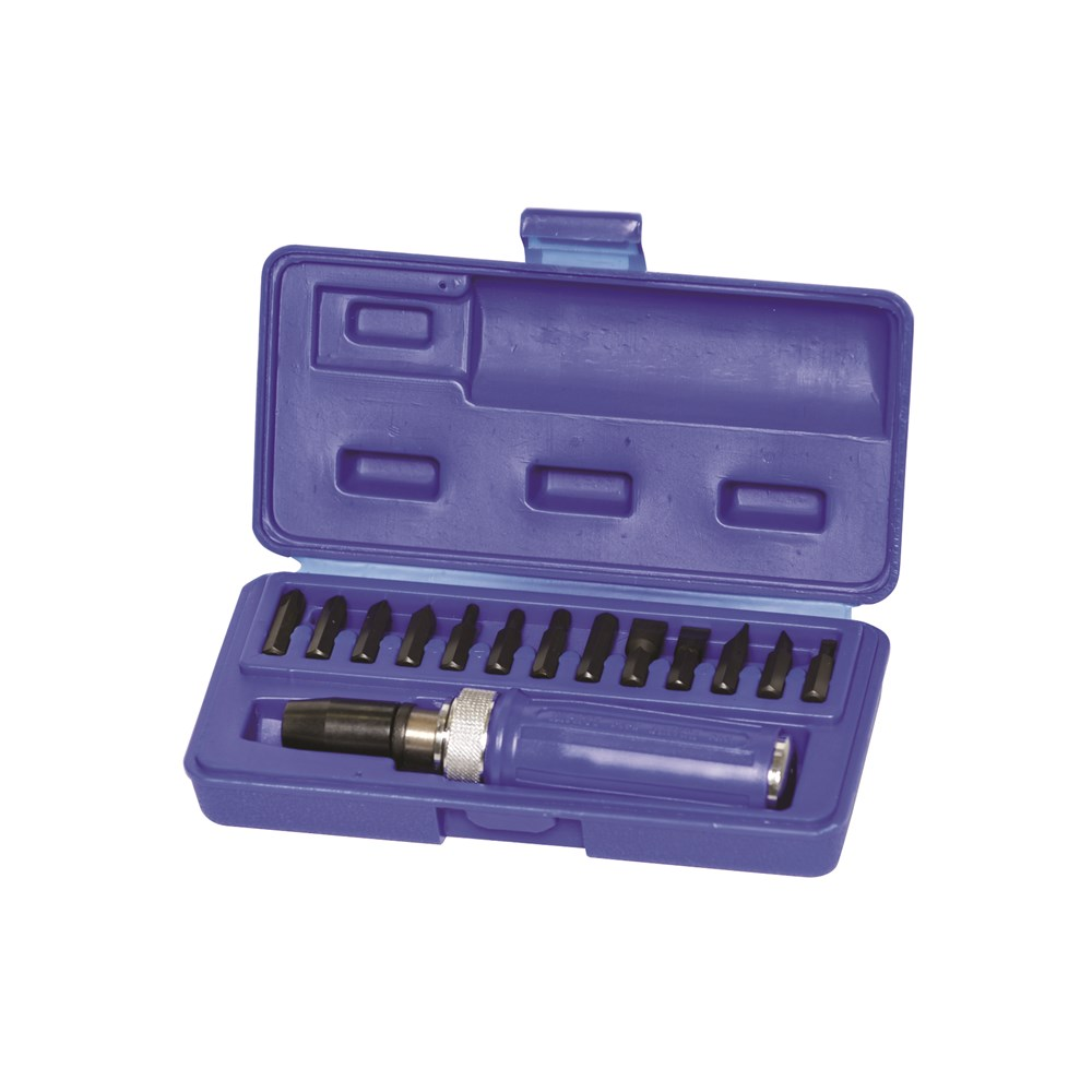 KINCROME IMPACT SCREWDRIVER SET 14 PCE