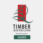 Timber Queenland Logo