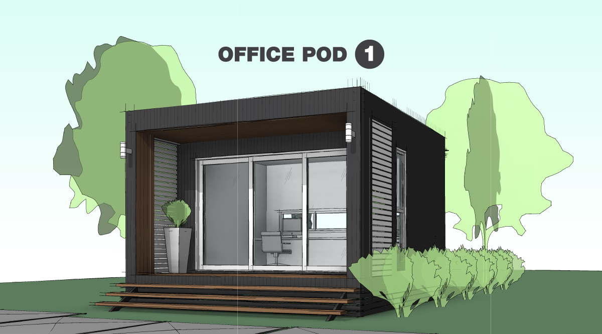 The Office Pod 1