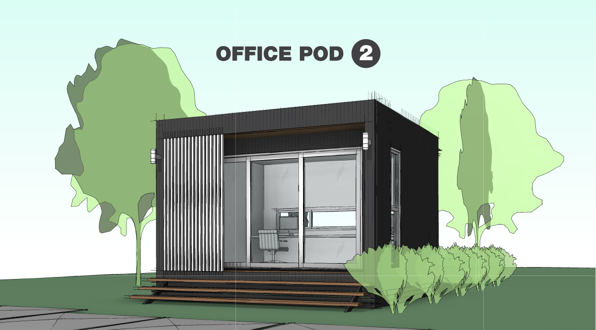 The Office Pod 2