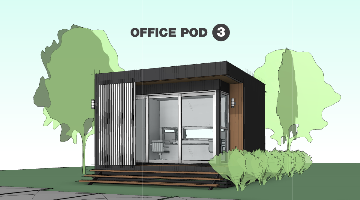The Office Pod 3