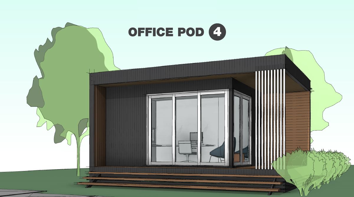 The Office Pod 4