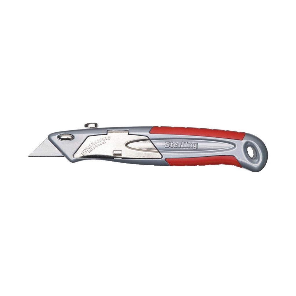 STERLING AUTO-LOADING RETRACTABLE KNIFE  112-1