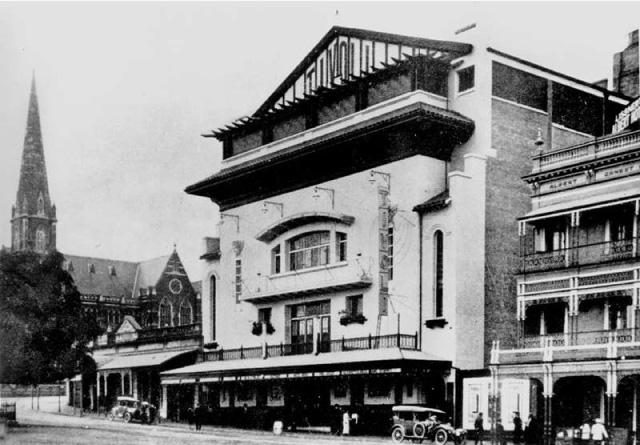 Tivoli Theatre Brisbane City